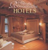 Stijlvolle romantische hotels in België en Nederland