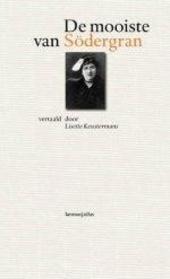 De mooiste van Edith Södergran