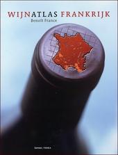 Wijnatlas Frankrijk