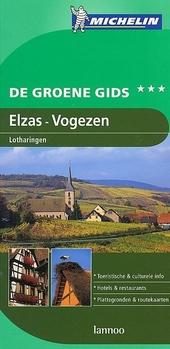 Elzas, Vogezen, Lotharingen