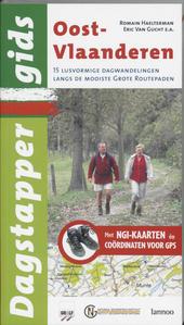 Oost-Vlaanderen : 15 lusvormige dagwandelingen over de mooiste grote routepaden : met NGI-kaarten en GPS-coördinate...