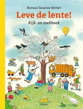 Leve de lente! : kijk- en zoekboek