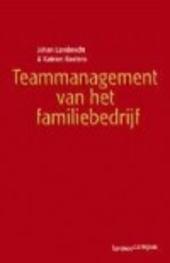 Teammanagement van het familiebedrijf