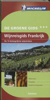 Wijnreisgids Frankrijk