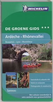 Ardèche, Rhönevallei