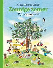 Zonnige zomer : kijk- en zoekboek