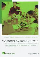 Voeding en gezondheid : een overzicht van de functionele componenten in levensmiddelen en van de relatie voeding en...