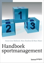 Handboek sportmanagement