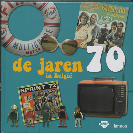 De jaren 70 in België