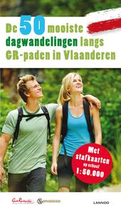 De 50 mooiste dagwandelingen langs GR-paden in Vlaanderen