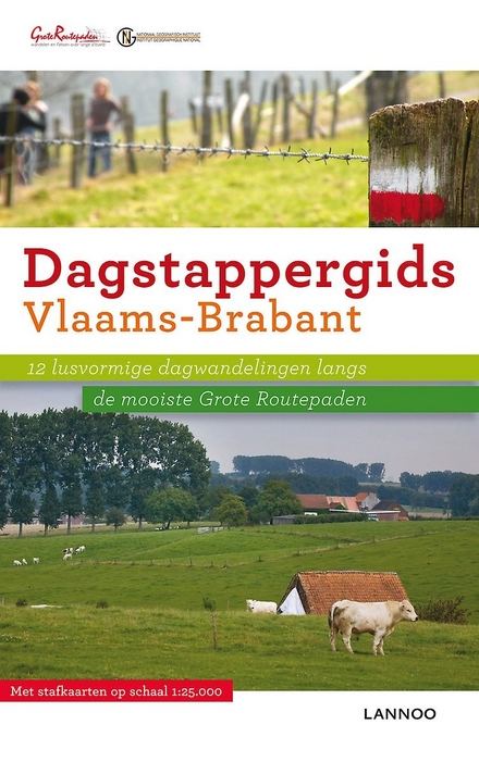 Vlaams-Brabant : 12 lusvormige dagwandelingen langs de mooiste Grote Routepaden. 2