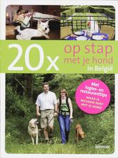 20 x op stap met je hond in België
