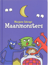 Maanmonsters