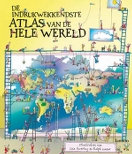 De indrukwekkendste atlas van de hele wereld
