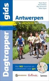 Antwerpen : 10 lusvormige dagtochten per fiets : met NGI-kaarten en GPS-coördinaten