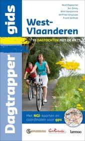 West-Vlaanderen : 10 lusvormige dagtochten per fiets : met NGI-kaarten en GPS-coördinaten