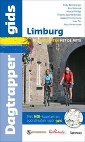 Limburg : 10 lusvormige dagtochten per fiets : met NGI-kaarten en GPS-coördinaten