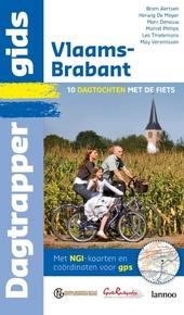 Vlaams-Brabant : 10 lusvormige dagtochten per fiets : met NGI-kaarten en GPS-coördinaten