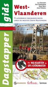West-Vlaanderen : 15 lusvormige dagwandelingen over de mooiste grote routepaden : met NGI-kaarten en coördinaten v...