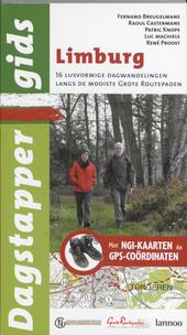 Limburg : 16 lusvormige dagwandelingen over de mooiste grote routepaden : met NGI-kaarten en GPS-coördinaten