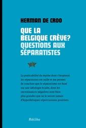 België barst? : vragen aan de separatisten