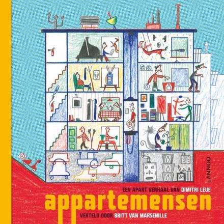 Appartemensen : een verhaal met voetnoten in vier verdiepingen