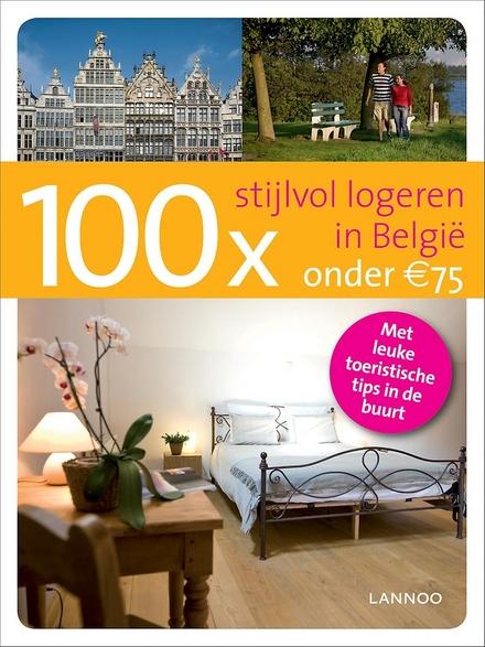 100 x stijlvol logeren in België onder €75