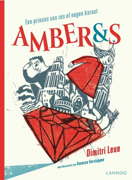 Amber & S. : een prinses van zes of negen karaat