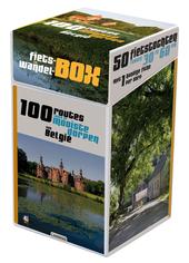 100 routes langs de mooiste dorpen van België : fiets- en wandelbox
