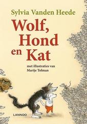 Wolf, Hond en Kat