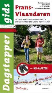 Frans-Vlaanderen : 15 dagwandelingen met NGI-kaarten