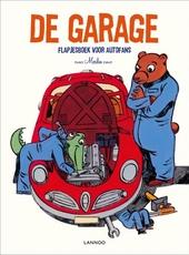 De garage : flapjesboek voor autofans
