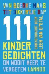 Van Boerke Naas tot Dikkertje Dap : 111 kindergedichten om nooit meer te vergeten