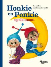 Honkie en Ponkie op de maan