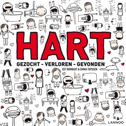 Hart : gezocht, verloren, gevonden