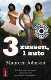 3 zussen, 1 auto