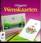 Origami : wenskaarten