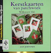 Kerstkaarten van patchwork : met patronen