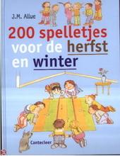 200 spelletjes voor de herfst en winter
