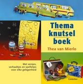 Themaknutselboek : met versjes, verhaaltjes en spelletjes voor elke gelegenheid