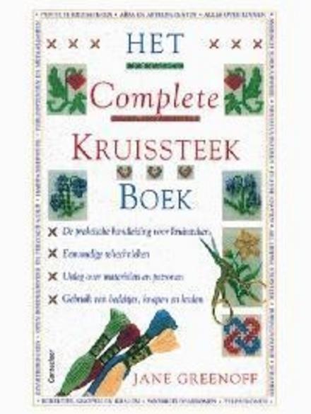 Het complete kruissteekboek