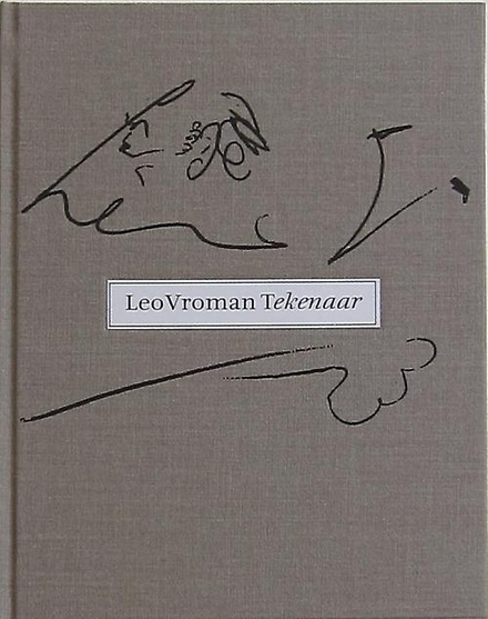 Leo Vroman tekenaar