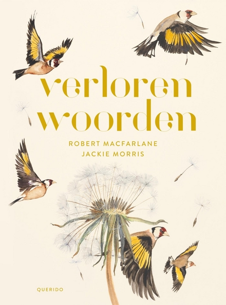 Verloren woorden : een betoverboek - Poëtisch verzet tegen de teloorgang van de natuur