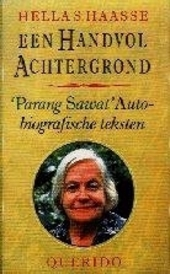 Een handvol achtergrond : Parang Sawat : autobiografische teksten