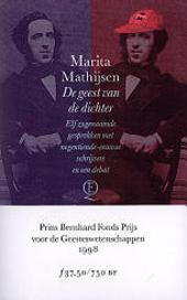 De geest van de dichter : elf zogenaamde gesprekken met negentiende-eeuwse schrijvers en een debat