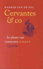 Cervantes en co : in plaats van voetnoten