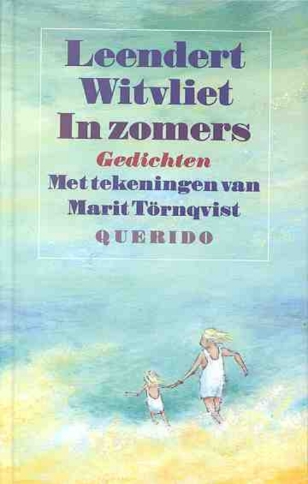 In zomers