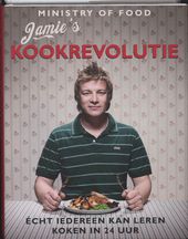 Jamie's kookrevolutie : écht iedereen kan leren koken in 24 uur