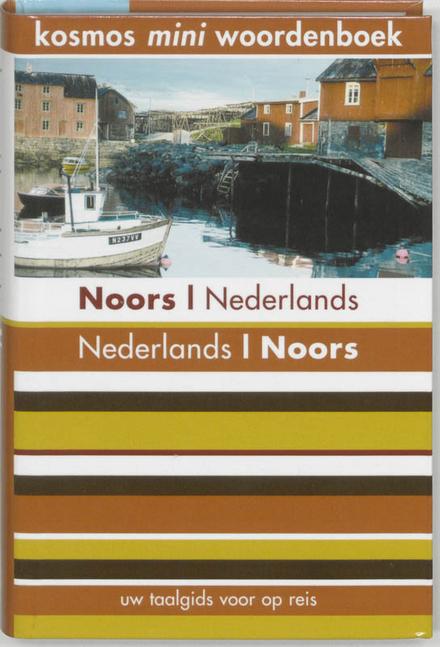 Noors-Nederlands, Nederlands-Noors