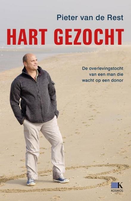 Hart gezocht : de overlevingstocht van een man die wacht op een donor